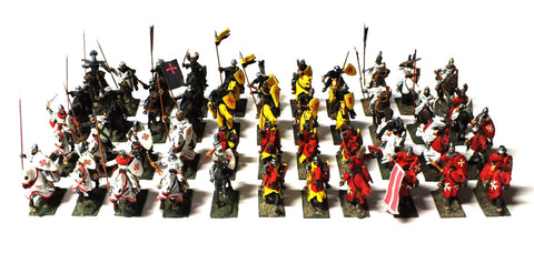 Crusaders knights - 28mm