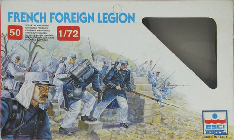 Esci - French foreign legion - 1:72 (empty box)