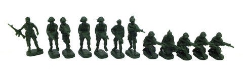 ESCI - US Elite forces Vietnam war - SET228 - 1:72