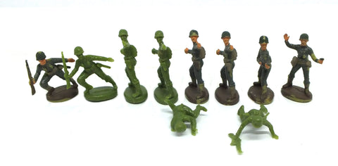 Atlantic - US Marine corps (WWII) - SET82 - 1:72