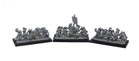 Warmaster - Daemons Horde of Tzeentch - 10mm