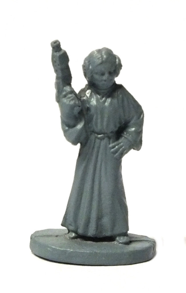Star Wars - Princess Leila with blaster (West End Game) A New Hope - 25mm - SW31