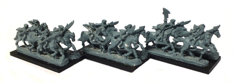 Warmaster - Dark Elves Dark Riders - 10mm