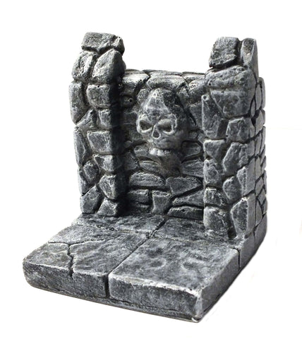 Scenery - Fountain with skull - 28mm - UNPAINTED - ES281