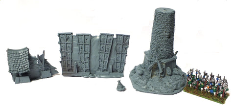 Forge World for Warmaster - Mill - 10mm