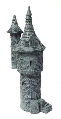 Forge World for Warmaster - Wizard's Tower - 10mm