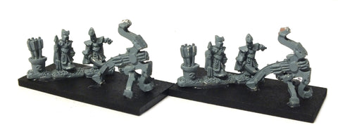 Warmaster - Dark Elves Bolt Thrower - 10mm