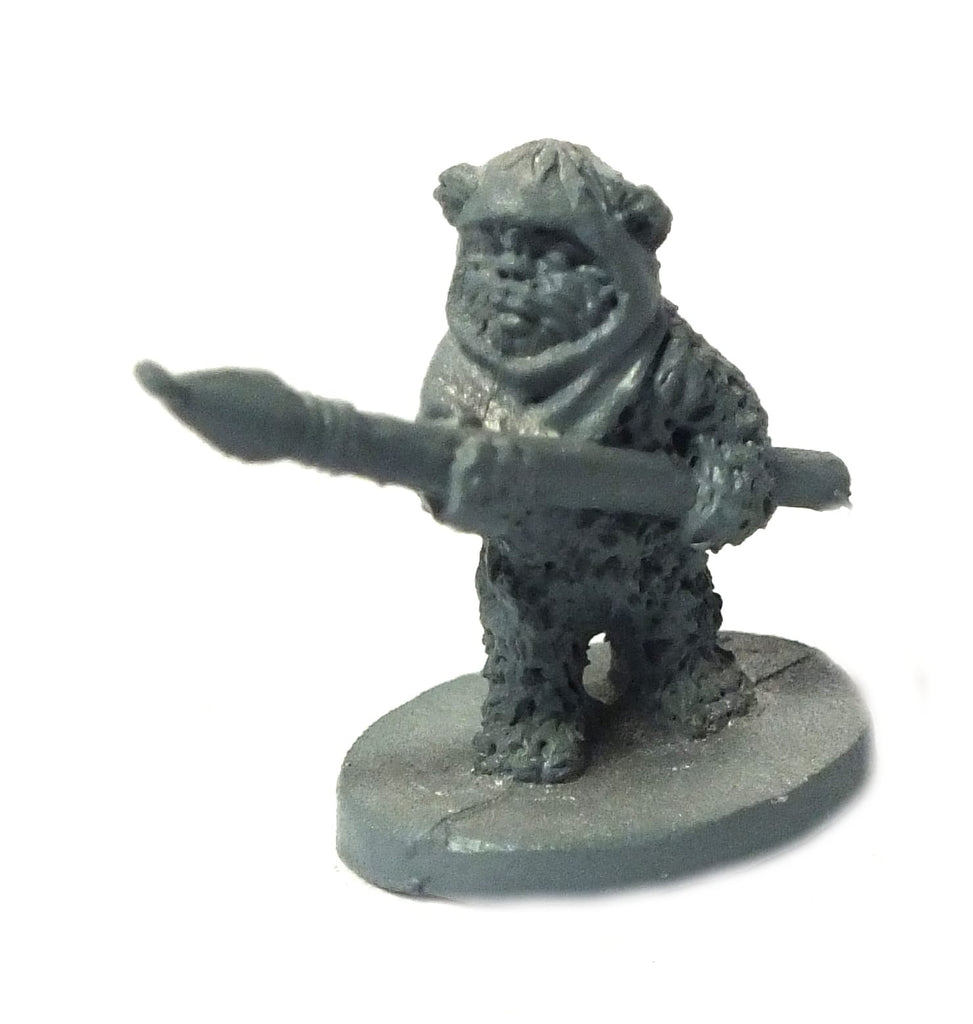 Star Wars SW55 - Wicket (West End Game) Return of the jedi - 25mm