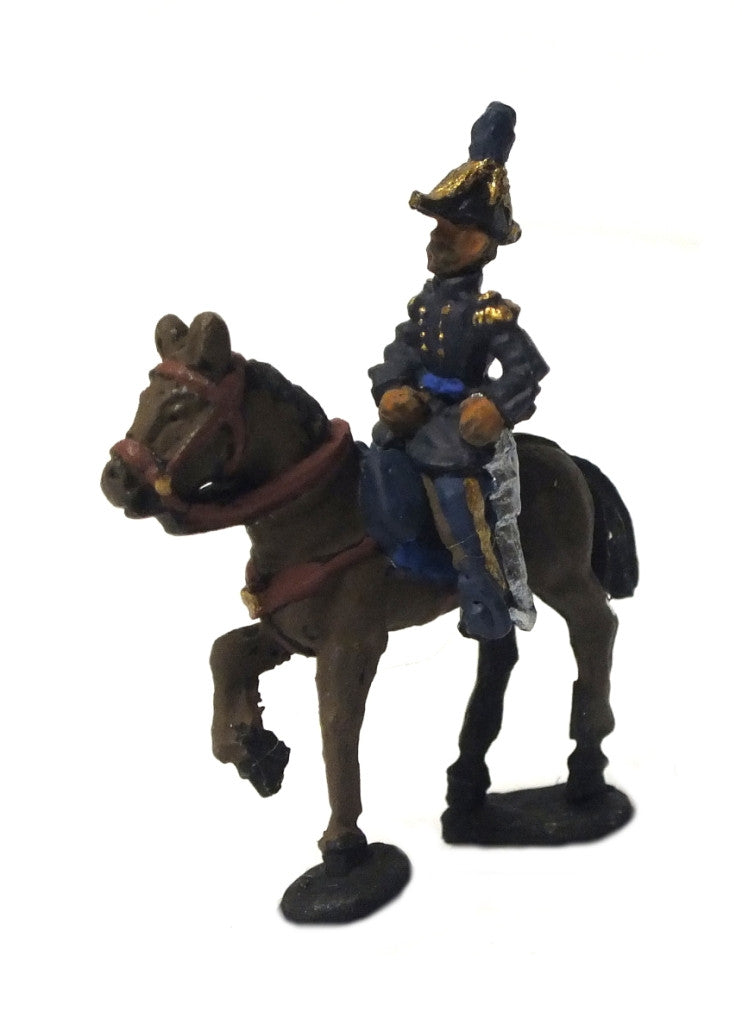 Aude - General infantry (Italian wars) - 15mm (PAINTED)