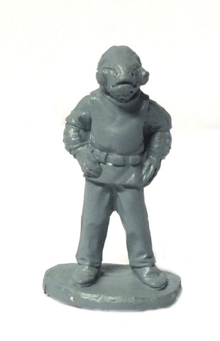 Star Wars - Admiral Ackbar (West End Game) Return of the jedi - 25mm - SW60