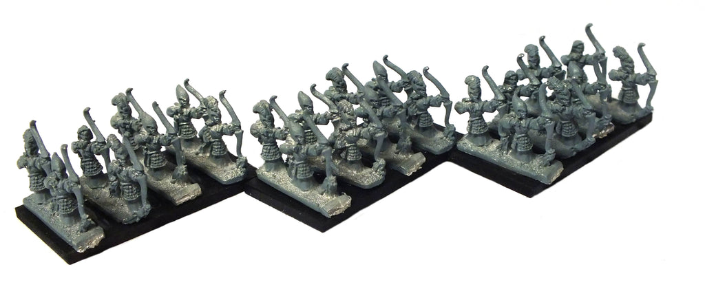 Warmaster - High Elves Archers - 10mm