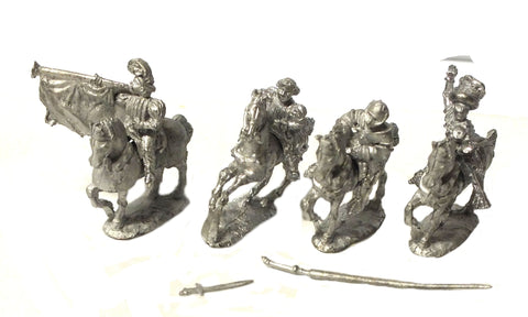 "Mirliton - ""Micheletto Attendolo"" command pack - 15mm"