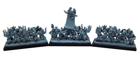Warmaster - Daemons Horde of Slaneesh - 10mm