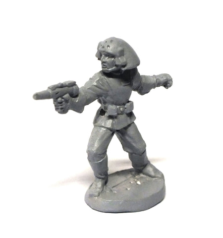 Star Wars - Death Star Trooper (West End Game) Imperial Forces - 25mm - SW20