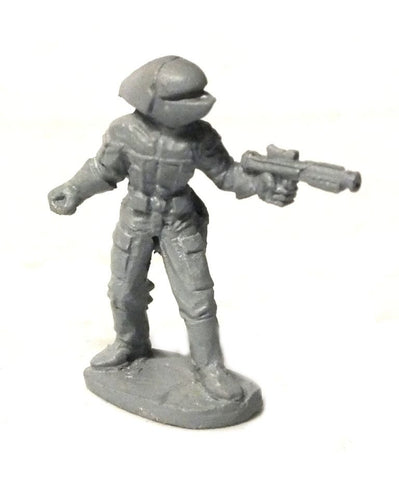 Star Wars - Death star officer (West End Games) Imperial Forces - 25mm - SW18