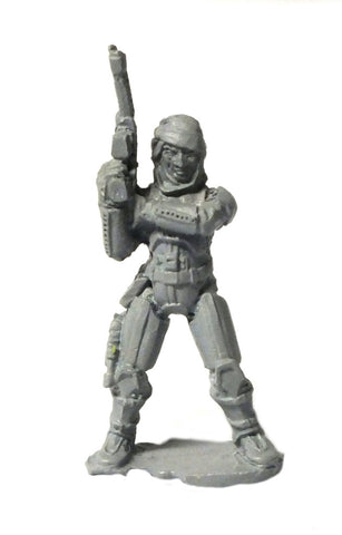Star Wars - Dengar (West End Game) Bounty Hunters - 25mm - SW24