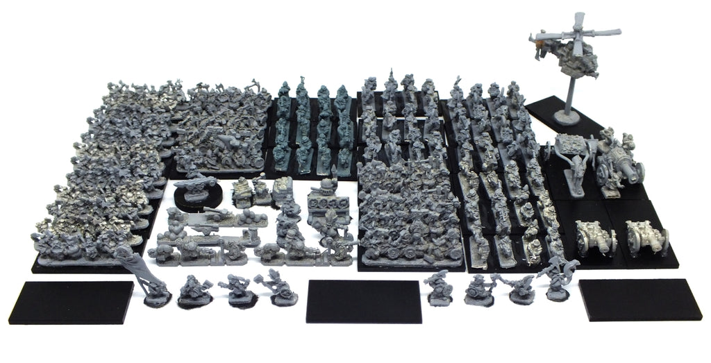 Warmaster - Dwarves Army - 10mm