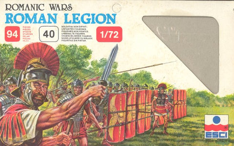 Esci - Roman Legion (Romanic wars) - 1:72 - 224