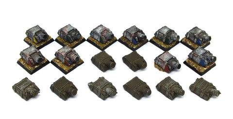 Epic - Imperial Guard Vindicator MK2 - 6mm