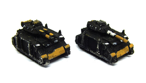 Epic - Space Marine Predator Tank - 6mm