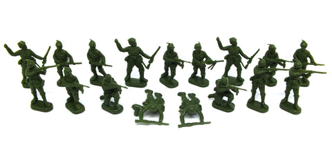 Esci - Italian mountain troops alpini - SET211 - 1:72