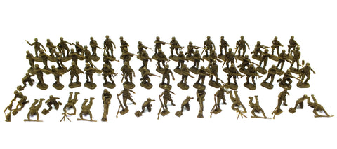 Esci - US soldiers (WWII) - (Type 1) - SET202 - 1:72
