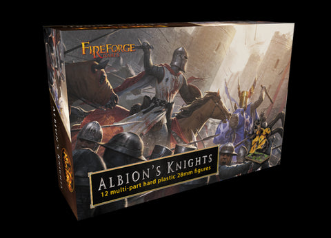Fireforge Games - Albion's Knights - 28mm