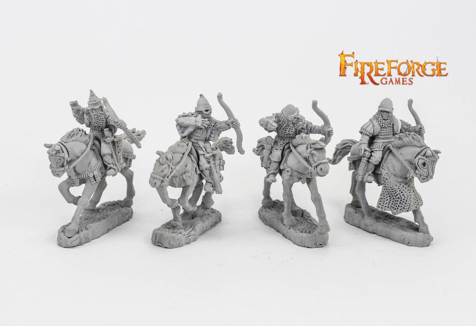 Fireforge Games - FFG143 - Deus Vult - Junior Druzhina Archers - 28mm