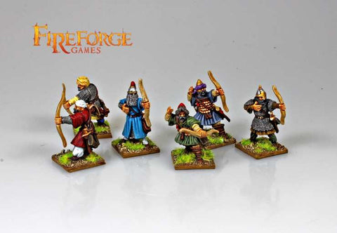 Fireforge Games - Deus Vult - Arab Armoured Arches - 28mm