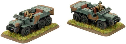 Flames of War - Laffly W15T Truck - FR410
