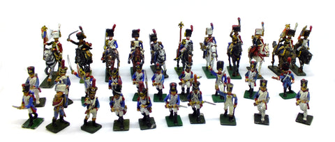 Mirliton - French Army (Napoleonic Wars) 25/28mm (painted)