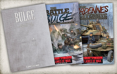Books - Flames of War - Bulge