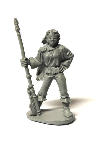 Star Wars - Female-Zardra (West End Game) Bounty Hunters - 25mm - SW25