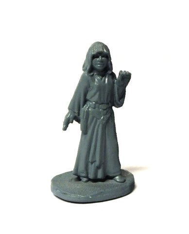 Star Wars - Female Minor Jedi (West End Game) Rebel Characters - 25mm - SW73