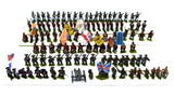 French Indian war army (painted) - 15mm