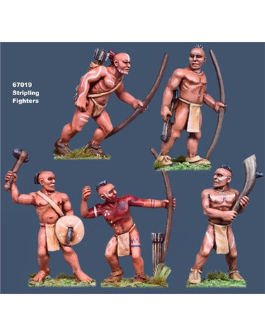 Crucible Crush - Iroquoian Stripling Fighters - CC-67019