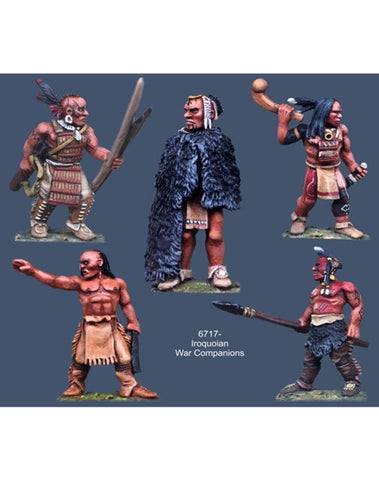 Crucible Crush - Iroquoian War Companions - CC-67017