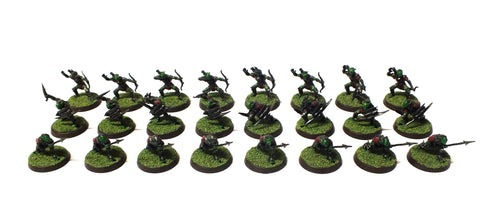The Lord of the Rings - Goblin warriors of Moria - 28mm