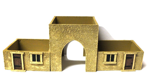 Scenery - Arab Building (type 1) - 28mm