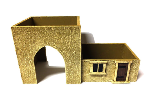 Scenery - Arab Building (type 4) - 28mm