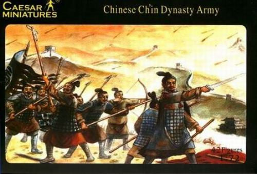 Caesar Miniatures - Chinese Ch'in Dynasty Army - 1:72