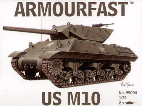 Armourfast - 99004 - M10 US Tank Destroyer - 1:72