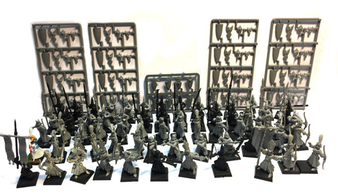 Warhammer Fantasy - High Elves Army - 28mm scale