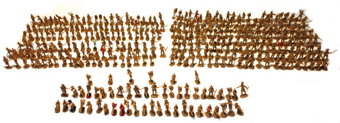 Esci - Prussian and Austrian infantry (Napoleonic Wars) - 1:72 - 226 - 368 Fig.