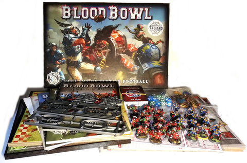 Games Workshop - Blood Bowl - The game of fantasy football