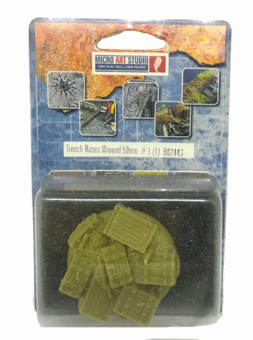 MICRO ART STUDIO - Trench Bases Wround 50mm // 1 (1)