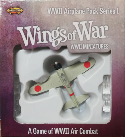 Wings of War: Airplane Pack WWII series I - Supermarine spitfire MK.II (Le Mesurier) - 1:144