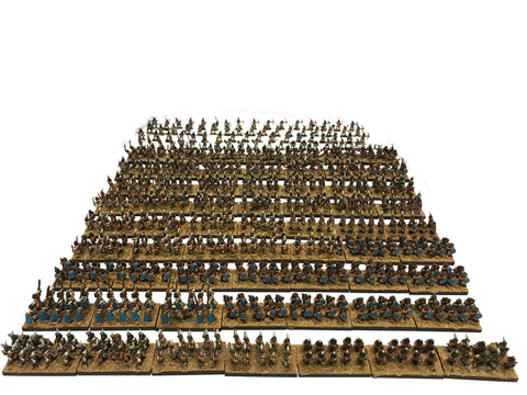 Magister Militum - Old & Middle Kingdom Egyptian Army - 10mm