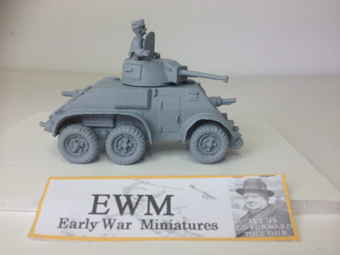 EWM - Dutch M39 DAF Armoured car - built & ready (WWII) - 20mm