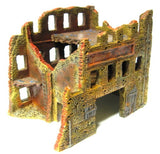 Hovels - Bombarded Industrial Building - 20mm - 17B